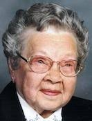 Myrtle Patterson - Obituary