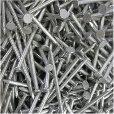Galvanised Round Wire Nail Wooden Supplies