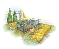 Build A Chicken Coop Diy Mother Earth News