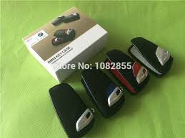 10pc genuine leather car key holder fob