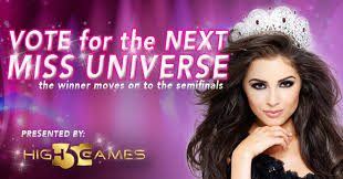 The 2013 MISS UNIVERSE Fan Vote Official Launches   As Seen In
