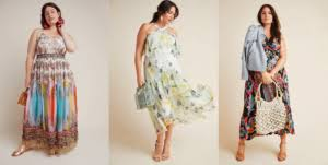 plus size anthropologie clothes dresses