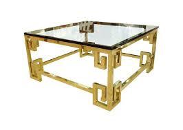 greek key coffee table john salibello