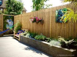 25 Bamboo Fencing Ideas For Garden Terrace Or Balcony Layjao