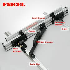 Table Saw Fence System Tools Set For Woodworking Circular Saw And Diy Hand Tool Sets Aliexpress