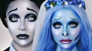 victor and emily from the corpse bride