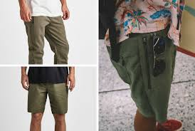these pants and shorts are built to