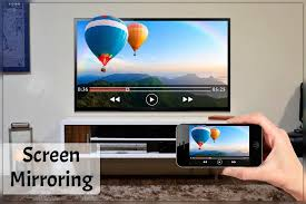 screen mirroring with samsung tv