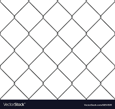 Seamless Texture Metal Mesh Fence Royalty Free Vector Image