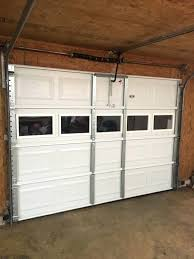 10 7 garage door residential doors
