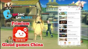 Gloud game china premium 2020 naruto strom 4 android - YouTube