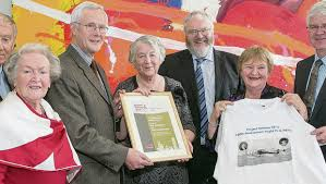 Historical society collects awards for Hawker events - Independent.ie