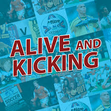 Image result for alive and kicking podcast