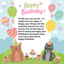 happy birthday female friend best wishes images cards