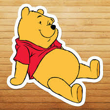 Tablet Ebook Reader Accs Winnie The Pooh Vinyl Decal Sticker Computers Tablets Networking Tablet Ebook Reader Accs