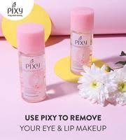 pixy eye lip makeup remover