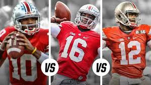 Troy Smith to take on Buckeye QBs in skills competition at spring game |  Sporting News