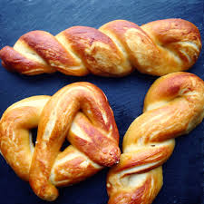 philly style soft pretzels