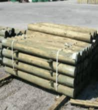 Pressure Treated Wood Fence Posts Wood Posts Treated Posts Texas Louisiana Mississippi Alabama Florida