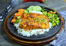Salmon Tikka - Love To Cook
