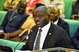 """Parliament of Uganda on Twitter: """"Gen. Edward Katumba Wamala ..."""