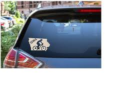 Iowa State Decal For Cars Trucks Laptops Water Bottles Etsy