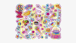 Lisa Frank Stickers For Your Blog Lisa Frank Stickers Transparent 500x385 Png Download Pngkit