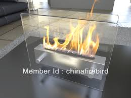 ethanol fireplace fd47 stainless