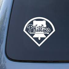 Philadelphia Phillies Car Truck Notebook Vinyl Decal Sticker 2733 Vinyl Color White Buy Online In Bahrain Ikon Sign Design Products In Bahrain See Prices Reviews And Free Delivery Over Bd 25 000 Desertcart