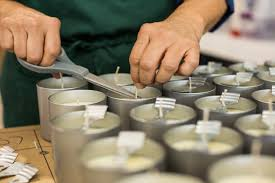 how about eco friendly diy candle making