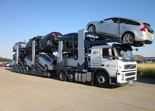 film car transport, corporate car transport