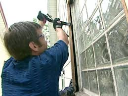 how to remove an old window and frame a