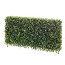 Emerald Artificial Boxwood Fence 100x20x25cm Lifelike Realistic Plant Decor Ebay