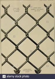 Property Protection And Ornamentation Chain Link Fence Design No 86 Along Gulph Road Radnor Pa Built For Mr Paul D Mills Specifications On Page 45 Chain Link Woven Steelfencing Presents