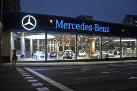 Mercedes Benz Flagship Store | BEPLAN Design + Build