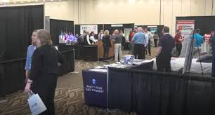 chamber hosts business expo after hours