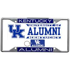 University Of Kentucky Car Accessories Hitch Covers Kentucky Wildcats Auto Decals Secstore Com
