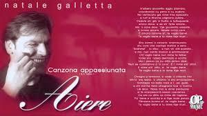 Natale Galletta - Canzona appassiunata - YouTube