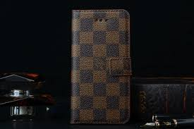 iphone 6 plus real leather wallet case