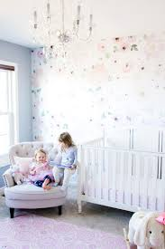 Easy Wallpaper Install With Rocky Mountain Decals Shining On Design