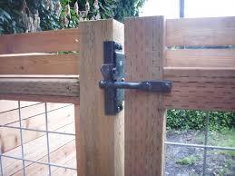Heavy Duty Gate Latch Deck Masters Llc