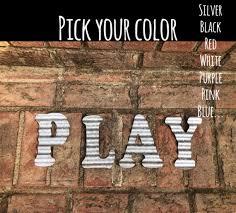 a z corrugated metal letters pick color