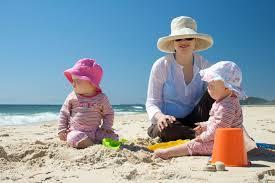 Sun Safe Babies The Skin Cancer Foundation