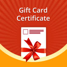 magento gift card certificate