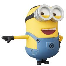 udf minions dave planned to be shipped