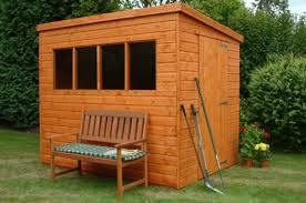 garden sheds built in north wales