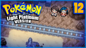 Pokemon Light Platinum #12 [Earthquake Gym] - YouTube