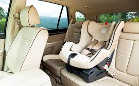 baby or child seat for my hire car