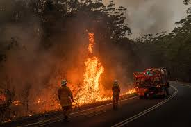 How did the Australia fires start ...