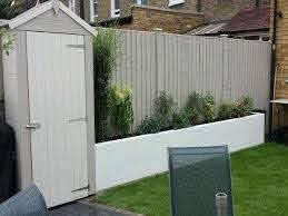 Image Result For Cuprinol Muted Clay Garden Fence Paint Small Backyard Gardens Fence Paint Colours